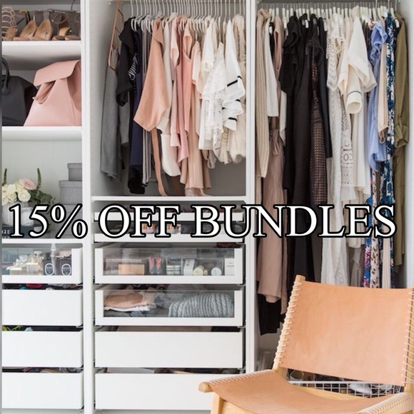 Other - 15% off bundle of 3 💕💕💕💕